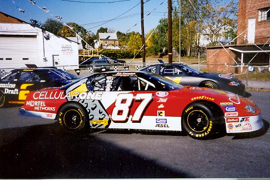 Newnan Car Nascar